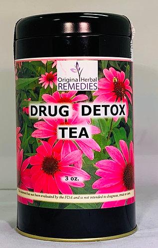 Drug Detox Tea