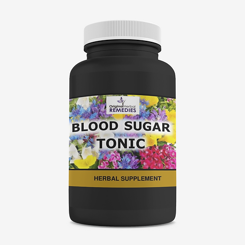 Blood Sugar Tonic