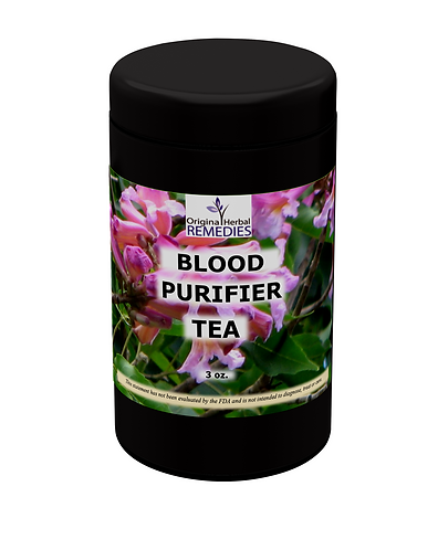 Blood Purifier Tea