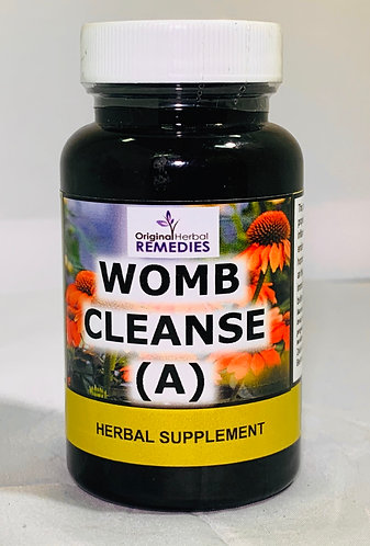 Womb Cleanse A