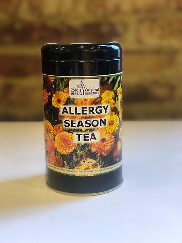 Allergy Season Tea