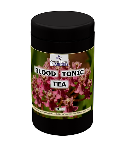 Blood Tonic Tea