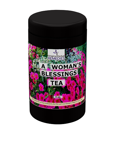 A Women's Blessing Tea