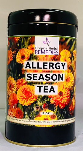 Allergy Season Tea