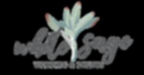 White Sage Weddings & Events Logo Brand Wedding Planning Services Event Coordinator