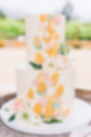 Ojai Wedding Cake