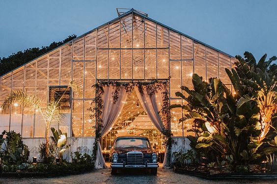 Orchid Farm Wedding