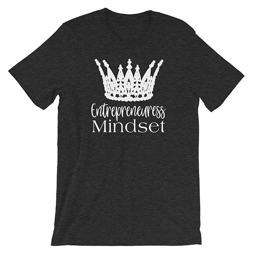 Entrepreneuress Mindset, Entrepreneur Mindset,Boss Lady Shirt, Motivational