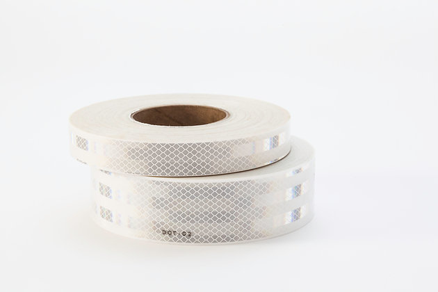 "3M DIAMOND GRADE CONSPICUITY TAPE 983-10-1""x50yds WHITE (10yrs)"