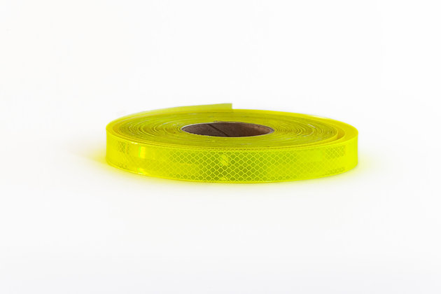 "3M DIAMOND GRADE CONSPICUITY TAPE 983-23-1""x50yds FLUO LIME"