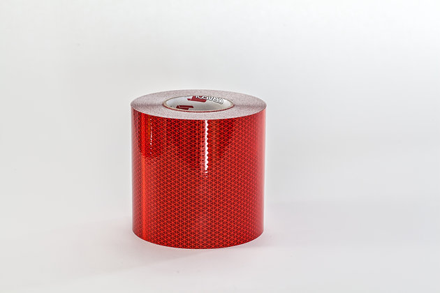 ORAFOL V98-6''x20ft Red Conspicuity Material