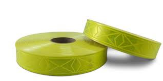 "ORAFOL GP340-2""x300ft Fluo lime Garment trim"