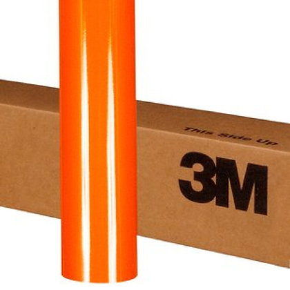 "3M 680CR-14-48""x50yds ORANGE Scotchlite Reflective tape"