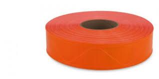 "ORAFOL GP340-2""x300ft Blaze orange Garment trim"
