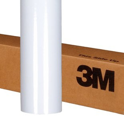 "3M 680CR-10-24""x50yds WHITE Scotchlite Reflective tape"