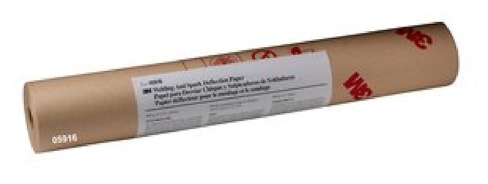 3M WELDING & SPARK DEFLECTOR PAPER 24''x50yds (Price shown is for 2 rolls)