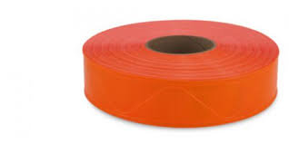"ORAFOL GP340-2""x100ft Blaze orange Garment trim"