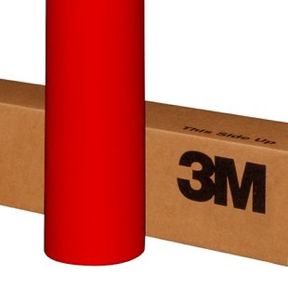 "3M 680CR-72-24""x50yds RED Scotchlite Reflective tape"