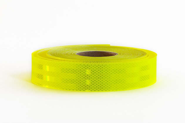 """3M DIAMOND GRADE CONSPICUITY TAPE 983-23-2""""x50yds FLUO LIME"""