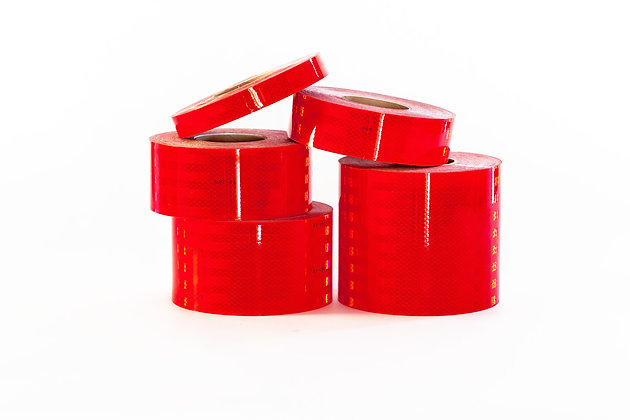 """3M DIAMOND GRADE CONSPICUITY TAPE 983-72-4""""x50yds RED"""