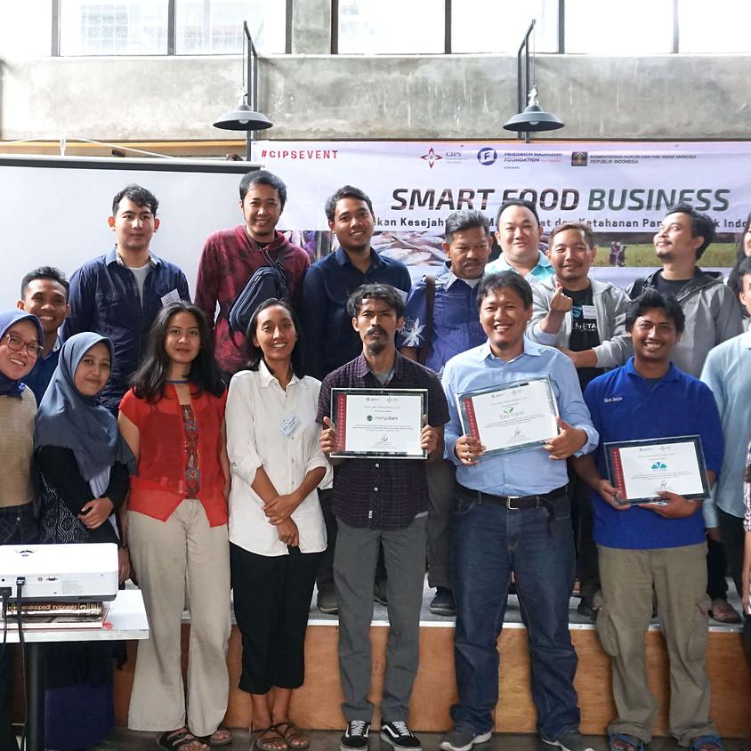 Smart Food Business: Pemenuhan Hak atas Pangan Melalui Inovasi - Bali