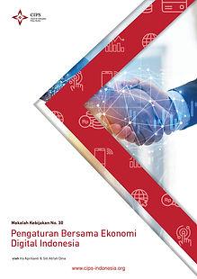 Pengaturan Bersama Ekonomi Digital Indonesia