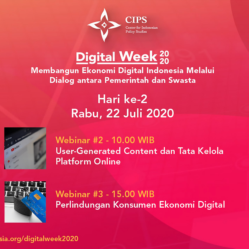 Digital Week 2020: User-Generated Content and Platform Governance in the Digital Society