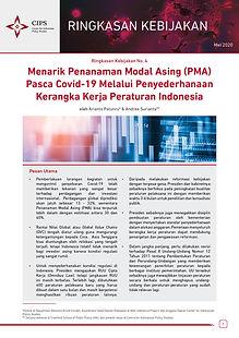 Cover Menarik Penanaman Modal Asing (PMA