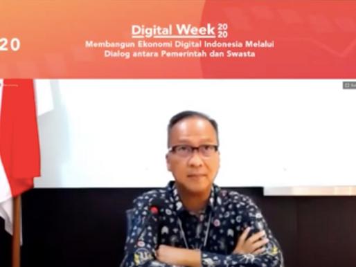 Digital Week 2020: Perlindungan Konsumen & Data dalam Ekonomi Digital Perlu Libatkan Banyak Pihak