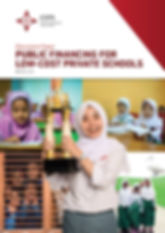 CIPS Discussion Paper Public Financing for Low-Cost Private Schools