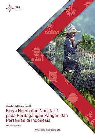 Biaya Hambatan Non-Tarif pada Pertanian Indonesia