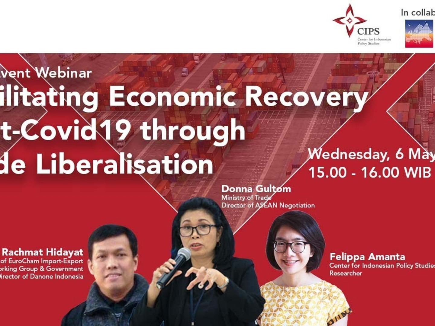 Webinar on Facilitating Economic Recovery Post-Covid19 through Trade Liberalisation