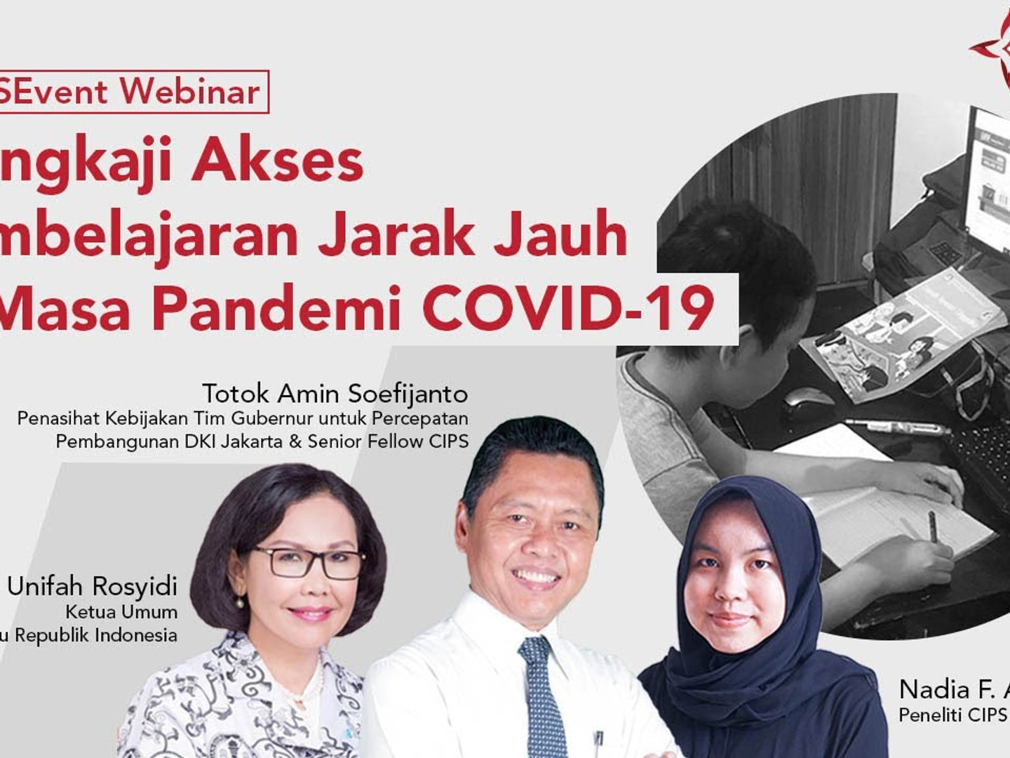 Webinar on Studying Distance Learning Acces during Covid-19 Pandemic