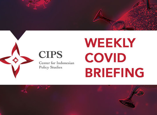 [Newsletter] Join the Weekly Briefing on Covid-19 in Indonesia