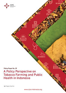 Cover_17B_A Policy Perspective on Tobacc