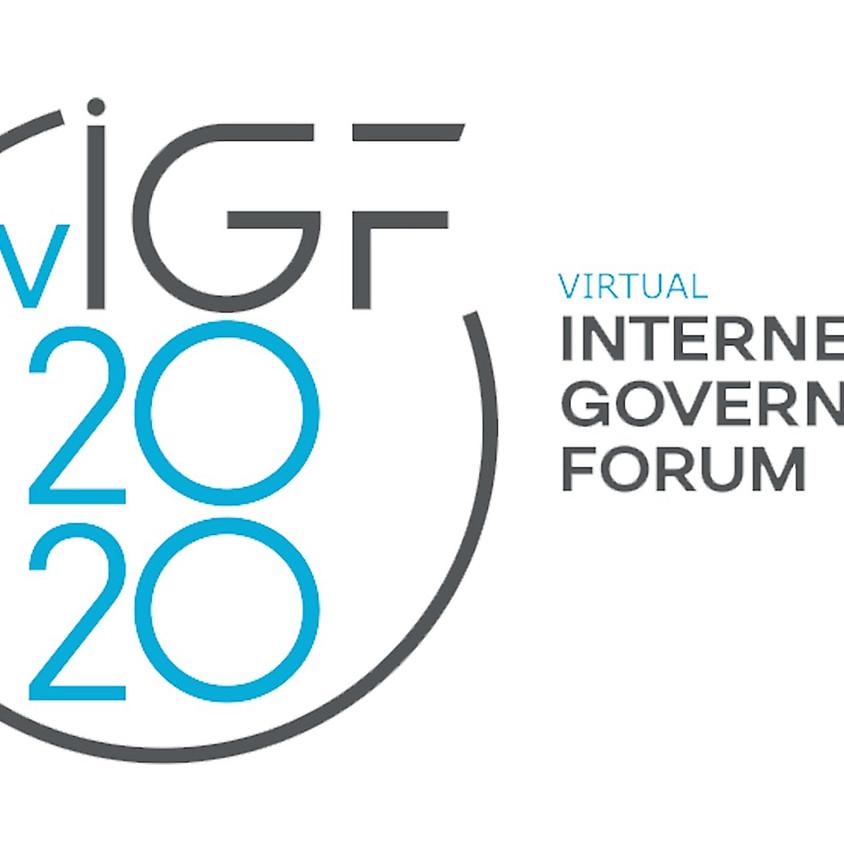 IGF 2020 - Building Inclusive Digital Economies in Emerging Markets