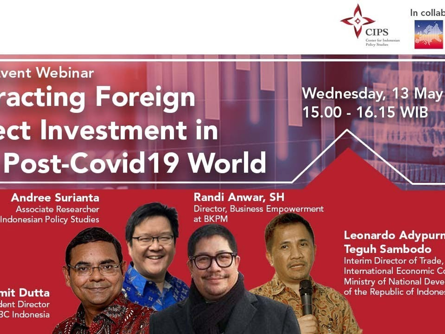 Webinar on Atrracting Foreign Direct Investment in Post Covi19 World