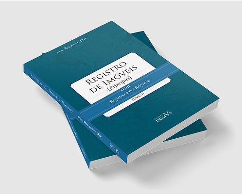 Registro de Imóveis - Princípios Tomo II