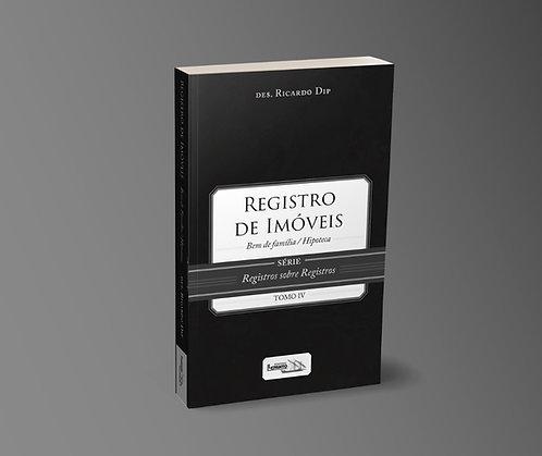 REGISTRO DE IMÓVEIS - TOMO IV