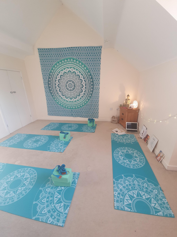 Yoga 1-2-1