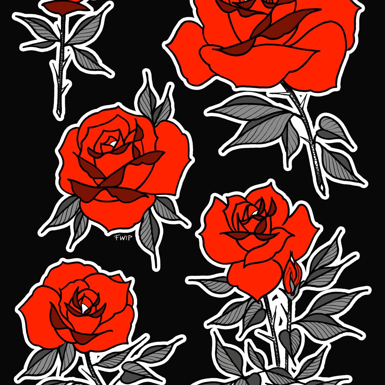 2planches_de_flahs_rose_colorisé