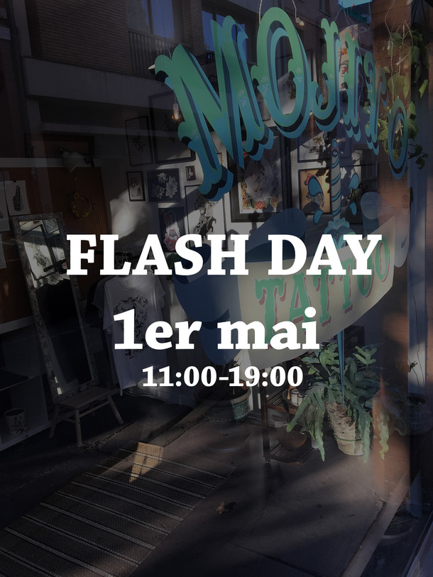 PROCHAINE FLASH DAY
