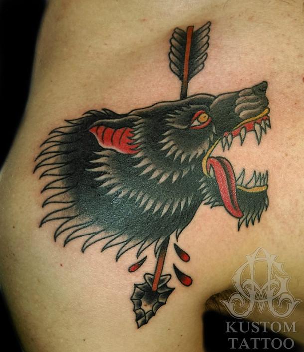 AG Tattoo en guest