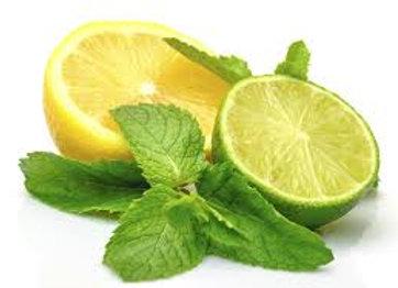 Lemon Lime Lush Scented Body Polish