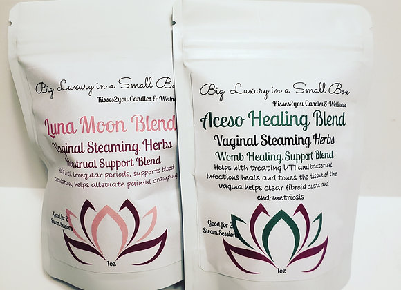 Vaginal Steaming Herbs, Yoni Steam Session Kits