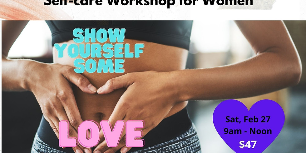 Self-care Workshop for Women