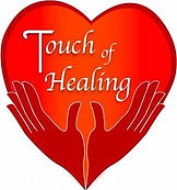 touch of healing logo