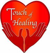 touch of healing logo