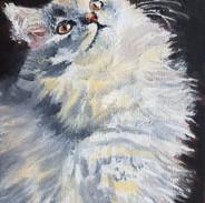 Mini Öl Gemälde