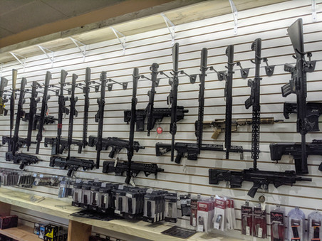 Too Many Guns to Just Choose One!